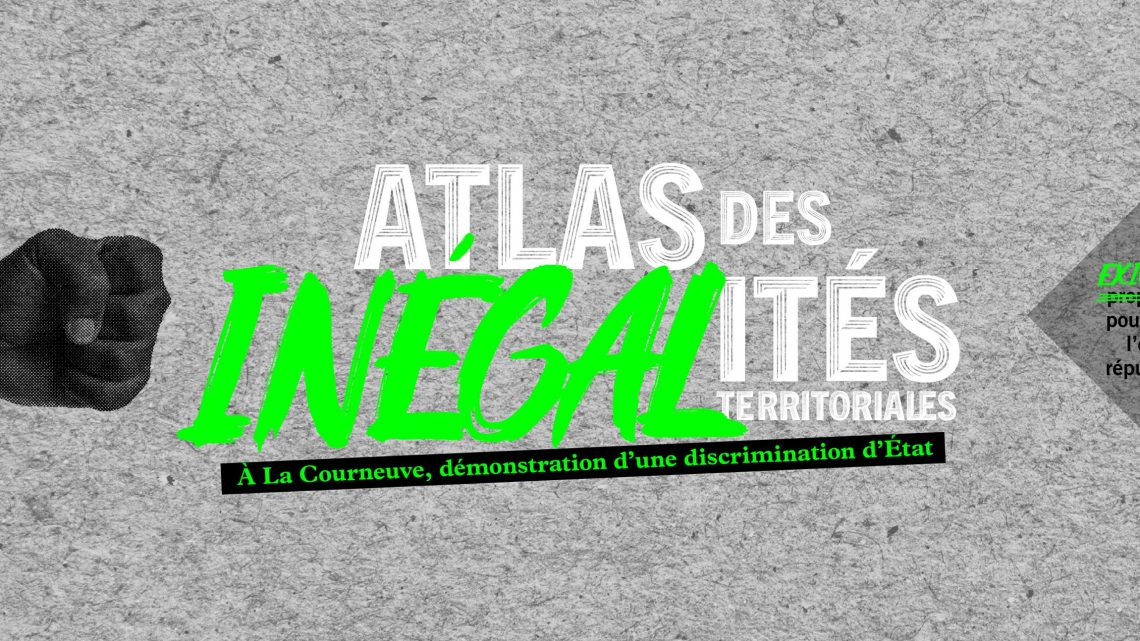 Atlas des inégalités territoriales : un cri d'alerte, 18 propositions pour rétablir l'égalité républicaine