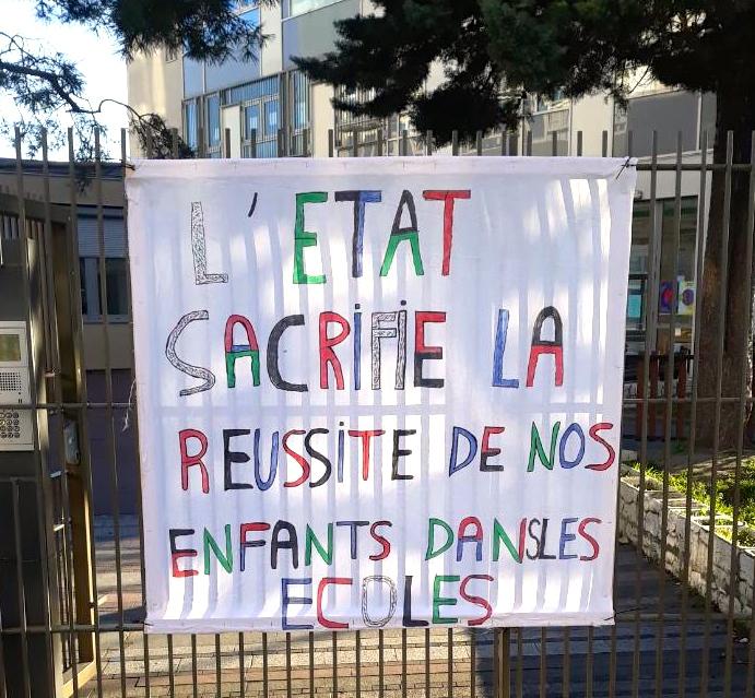 COMMUNIQUÉ : « Nous, Maires de villes populaires, disons « non » à la loi Blanquer »